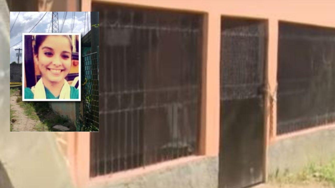 Hallan muerta a joven hondureña al interior de su vivienda, junto al cuerpo estaba un bote de suero y una leche