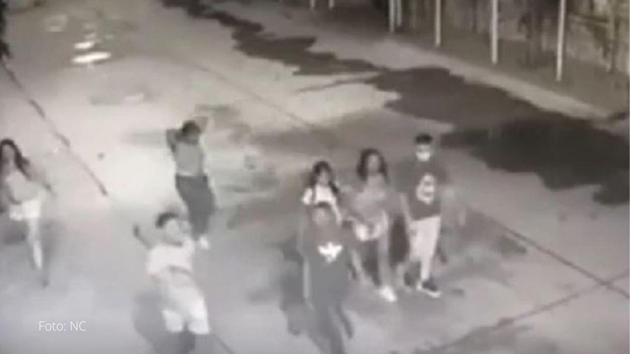 Así fueron los últimos instantes de vida de seis jóvenes atropellados por empresario luego de salir de fiesta