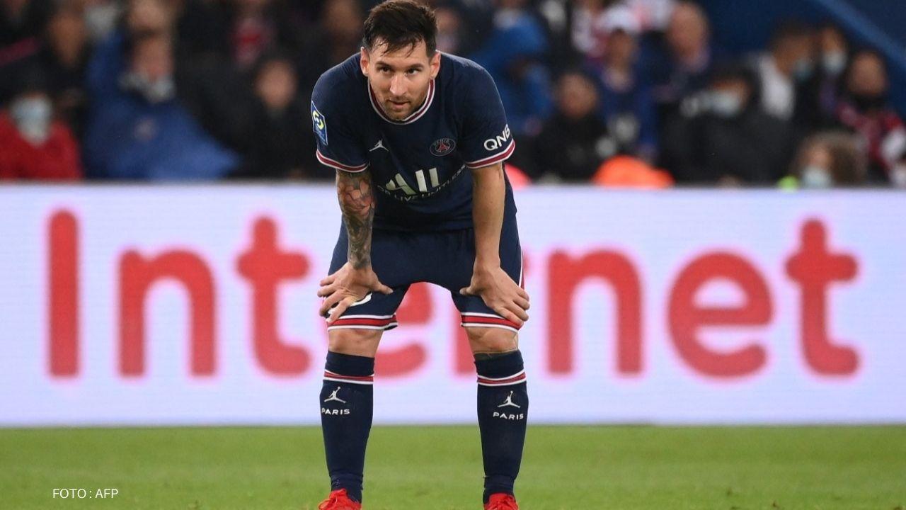 ¿Cuánto tiempo estará fuera Messi? PSG publica parte médico de su lesión