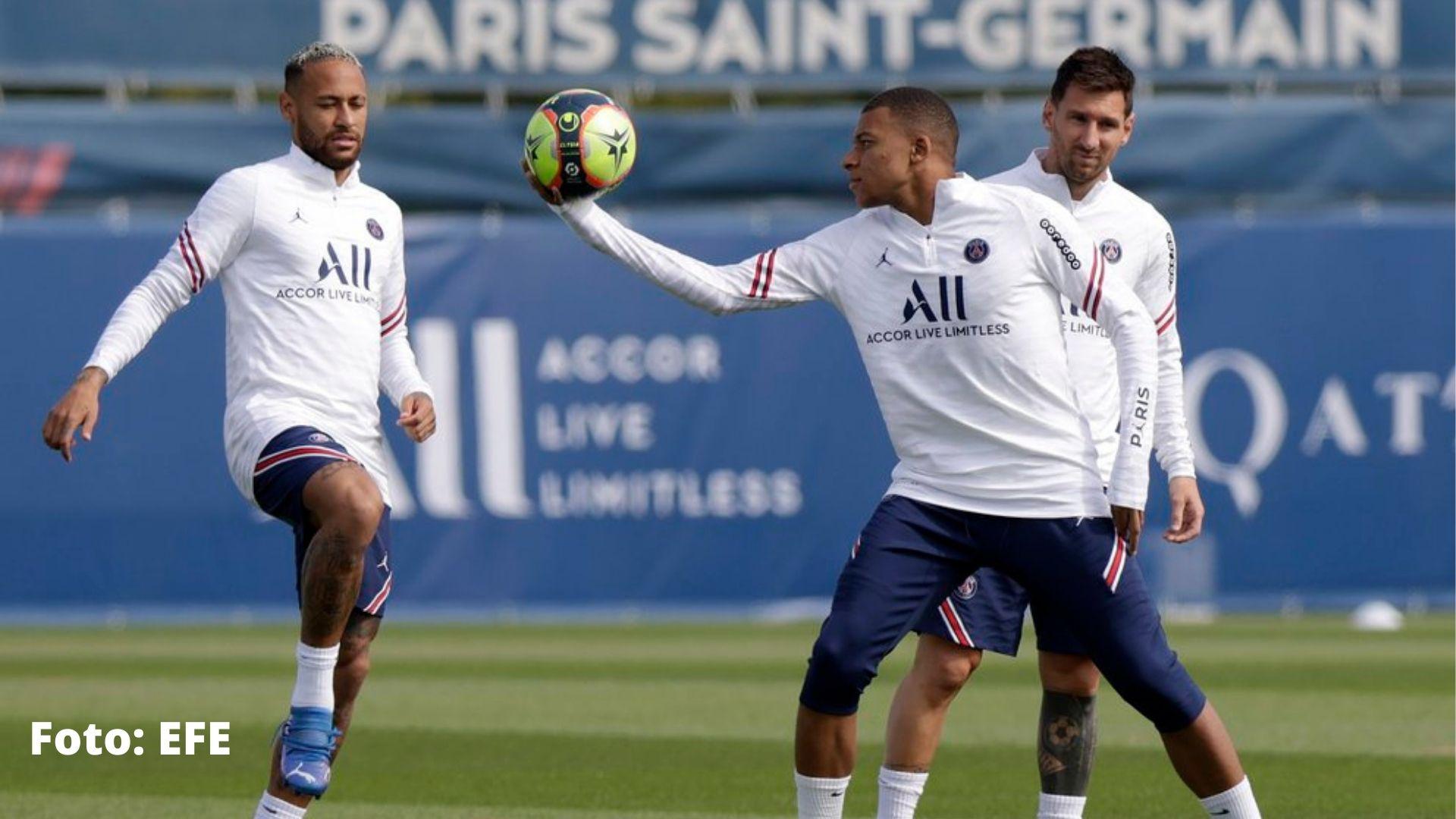 Pochettino abre la puerta a alinear a Messi, Neymar y Mbappé en Europa