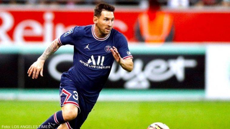 Messi en el PSG