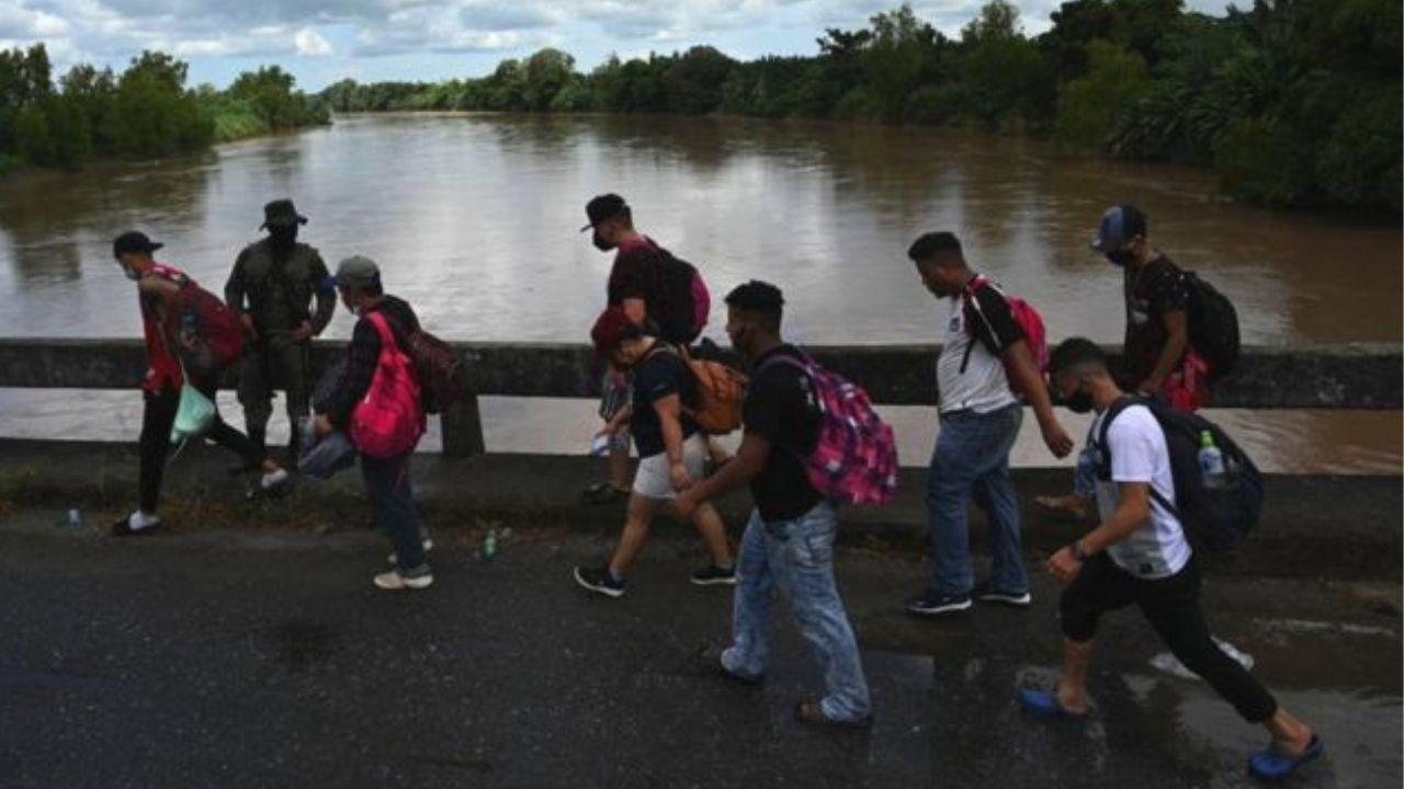 Cerca de 50 migrantes, entre ellos hondureños, murieron atravesando México en 2021