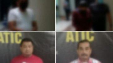 cuatro hondureños acusados de lavado de activos en honduras