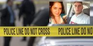 Mujer exnovio policía