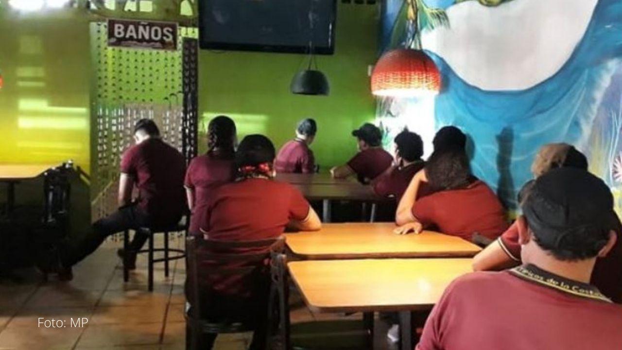 Así explotan a hondureños que trabajan en algunos restaurantes de la capital, según MP