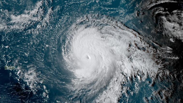 formacion de huracan en mexico