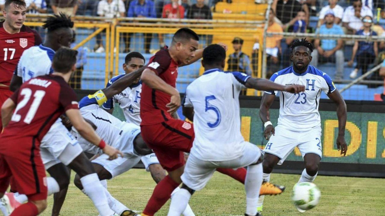 Honduras vs. Estados Unidos: hora y fecha de los partidos de la jornada 3 del octogonal de Concacaf