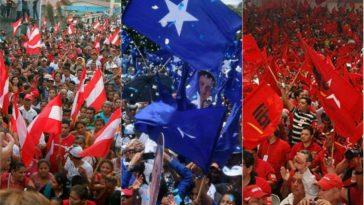 militantes de los partidos tradicionales en honduras.