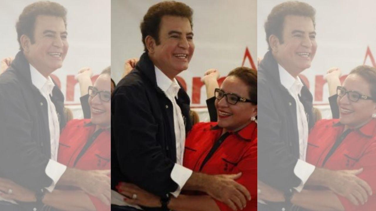 Salvador Nasralla y Xiomara Castro anuncian alianza de hecho, la candidata de Libre va a la cabeza