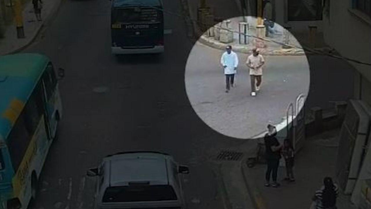 Vídeo muestra veloz captura a dos supuestos asaltantes hondureños tras llamada al 911