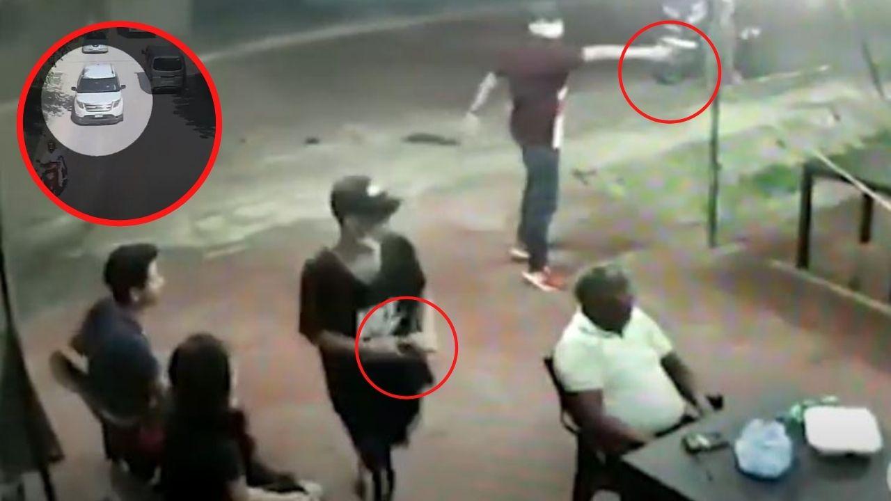 Captan en vídeo cómo operaba banda hondureña 'Los tiktokers 2.0' y el momento de su captura