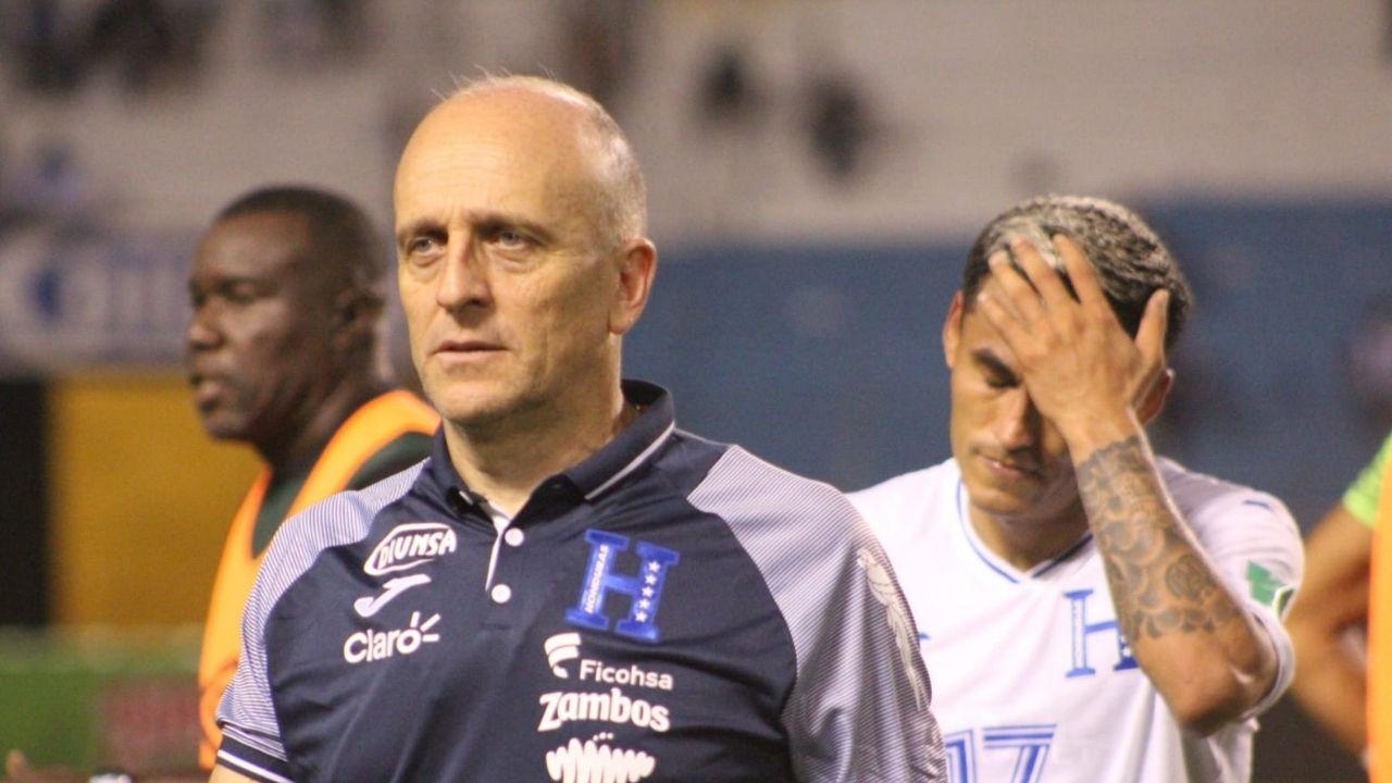 Fabián Coito tras derrota ante Jamaica: 'A veces se acierta y en otras no'
