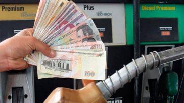 Se mantiene algunos precio de los combustibles