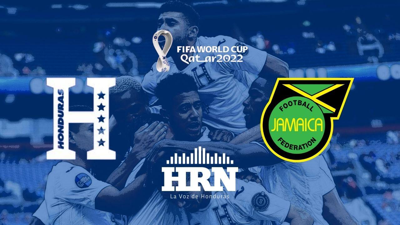 Así se vivió el minuto a minuto de la derrota 0-2 de Honduras ante Jamaica