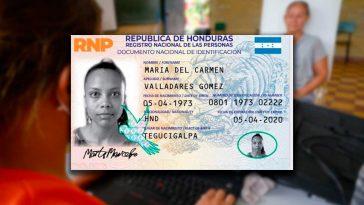 DNI Honduras