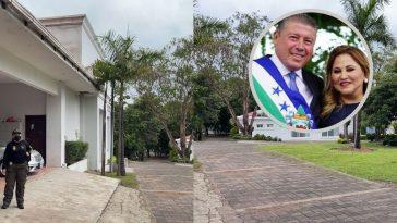 casas de lujos y carros en aseguramiento de bienes al alcalde de talanga
