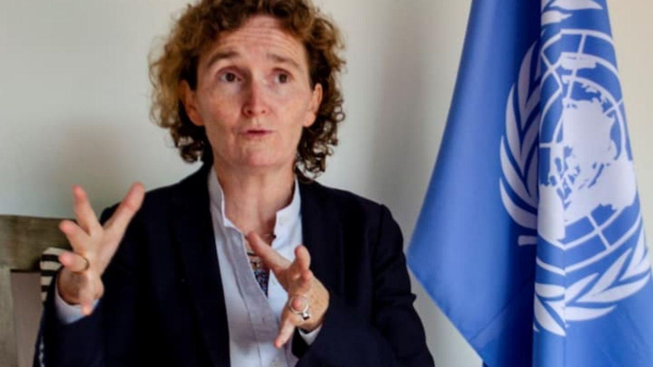 Honduras necesita reconstruir su paz: Alice Shackelford, coordinadora residente de la ONU