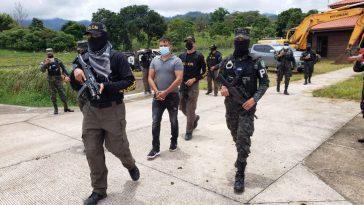 Extradición de hondureño