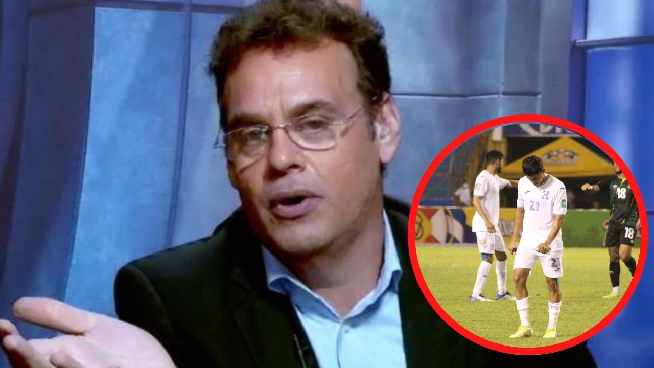 David Faitelson asegura que Honduras quiere ver el mundial de Qatar por televisión, mira lo que dijo