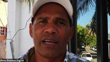 Mario Moncada hermano de la consejera del CNE Rixi Moncada