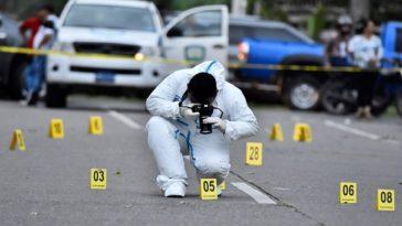 En aumento los homicidios en Honduras