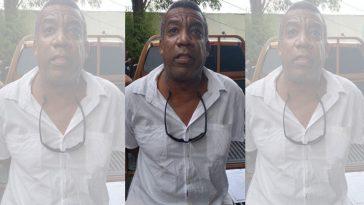 capturan extraditable hondureño
