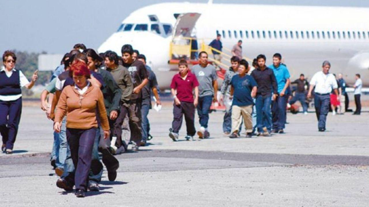 Más de 41 mil hondureños, deportados de Estados Unidos, México y Centroamérica en 2021