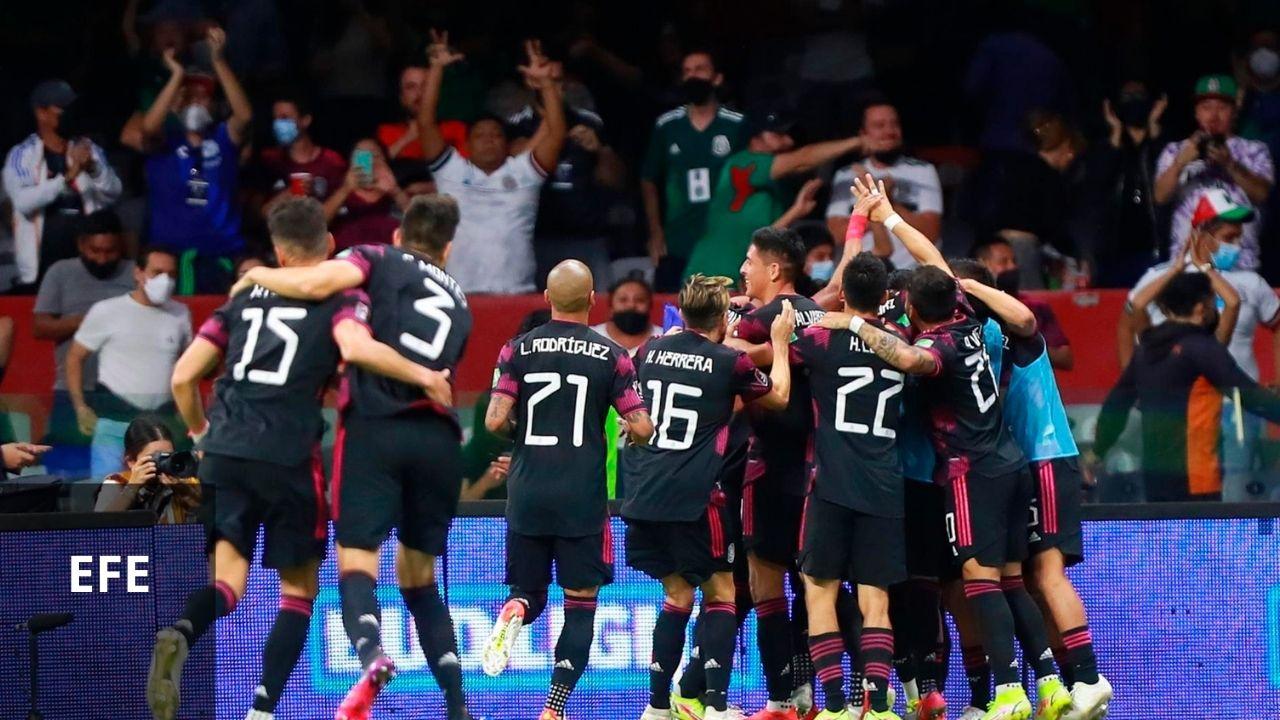 México hundió 3-0 a Honduras en las eliminatorias rumbo a Qatar 2022