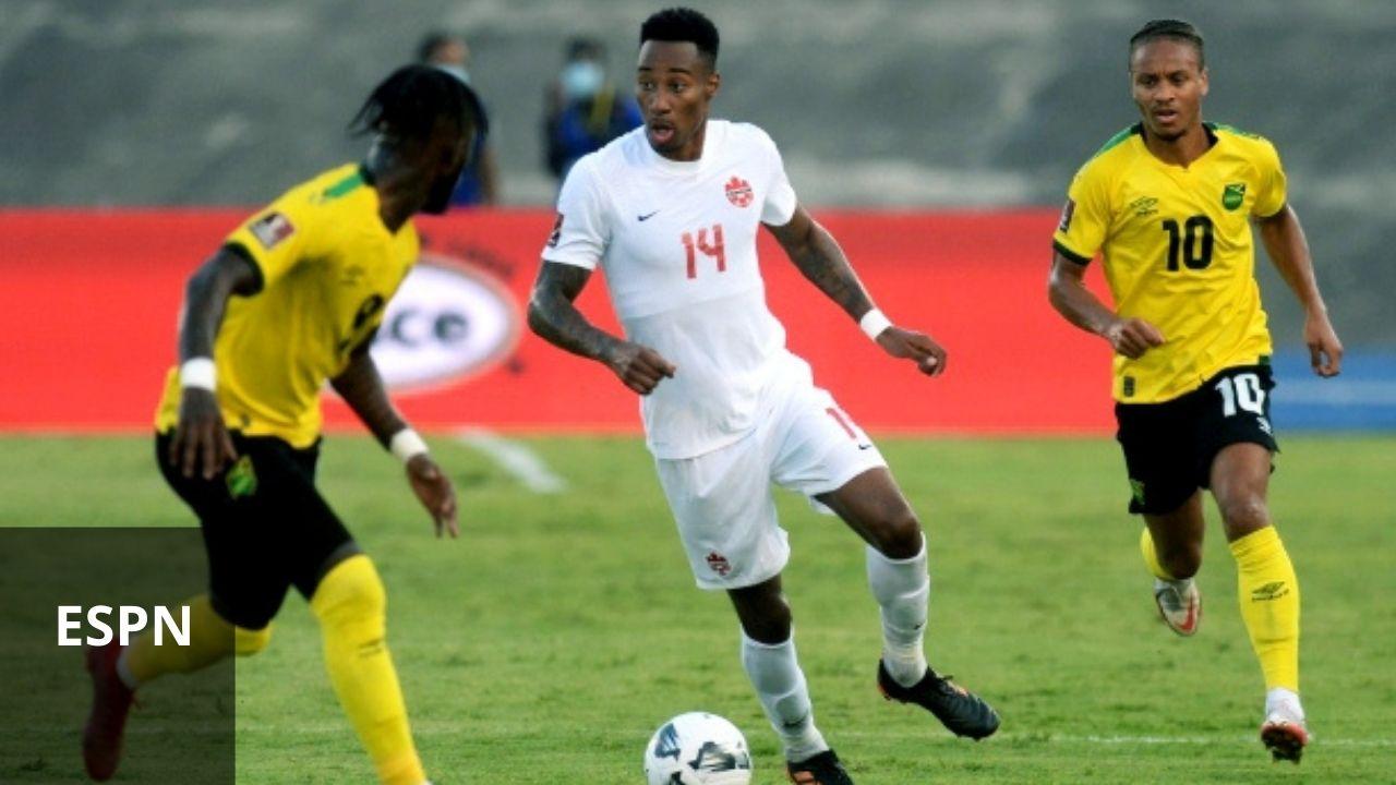 Canadá no pasó del 0-0 ante Jamaica rumbo a Qatar 2022