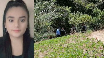 anny montecinos, joven encontrada muerta
