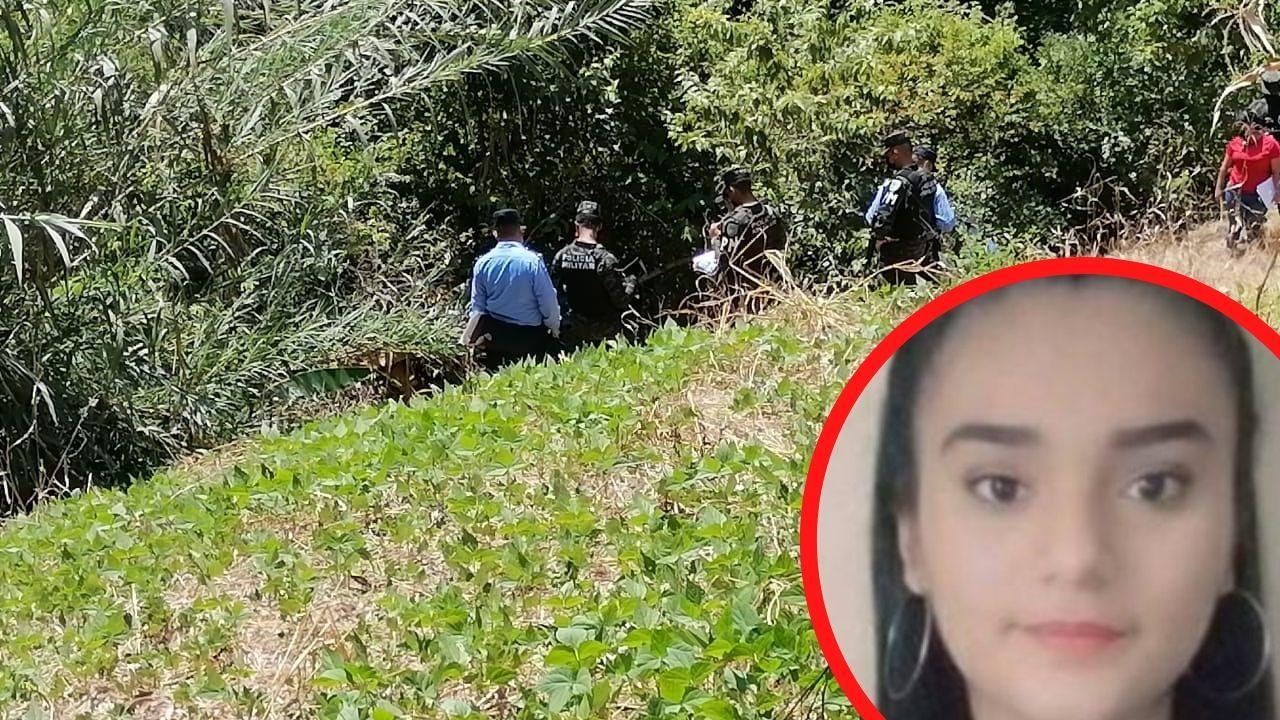 Hallan muerta a joven hondureña que llevaba tres días desaparecida; la reconocieron por un tatuaje