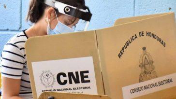 Las elecciones se realizarán el 28 de noviembre en Honduras.