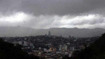 Las lluvias se estarán presentando en 3 regiones de Honduras.
