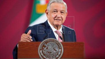 El presidente de México, Manuel López Obrador.