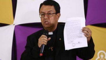 En opinión de los obispos, los electores no deben ser parte de un fraude