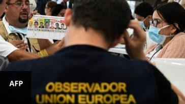 representante de la Unión Europea observa el proceso electoral de 2017