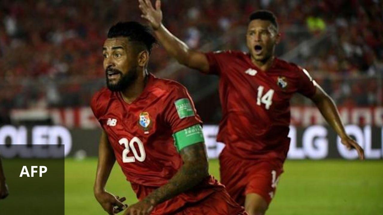 Panamá le ganó 1-0 a Estados Unidos y lo alcanzó en la tabla rumbo a Qatar 2022