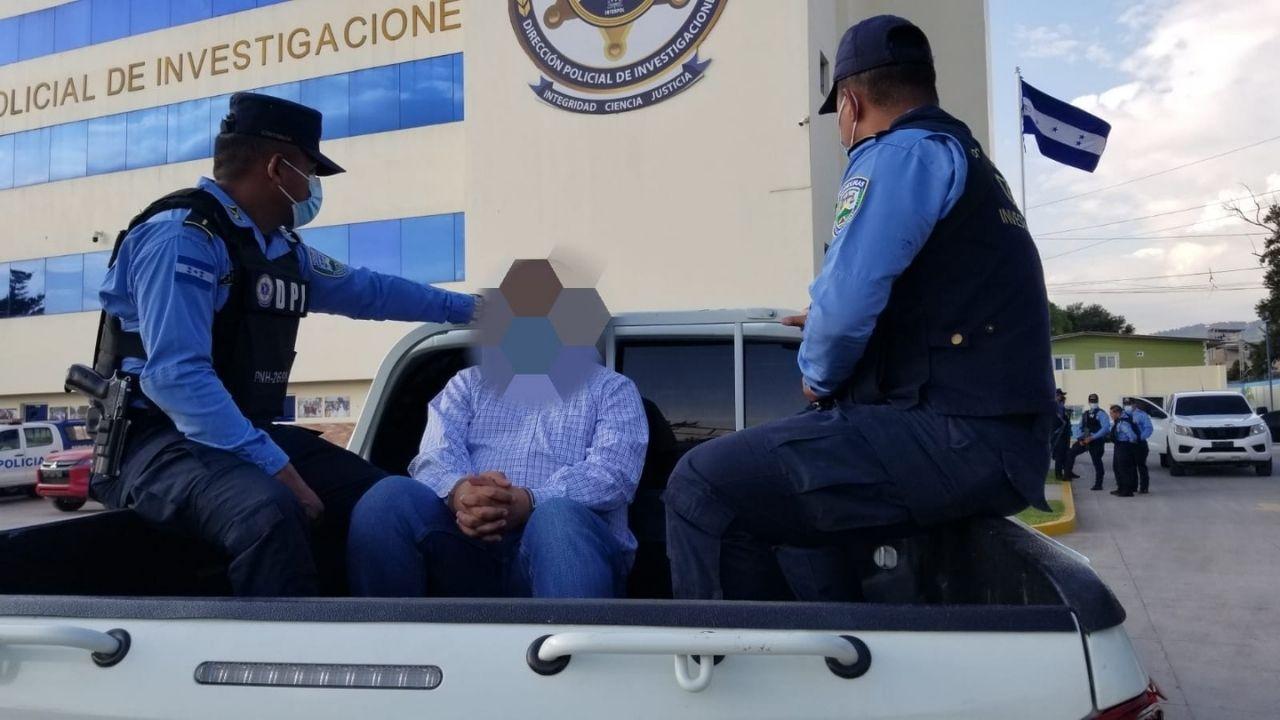 Cae pastor evangélico acusado de delito sexual contra una hondureña en Tegucigalpa