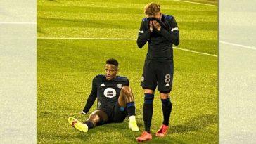 Romell Quioto se pierde los partidos con al Selección