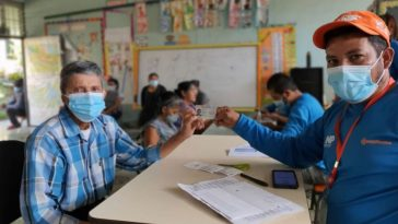 Tarjeta de identidad en Honduras