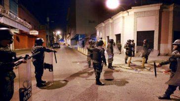 Toque de queda en Honduras podría quedar suspendido