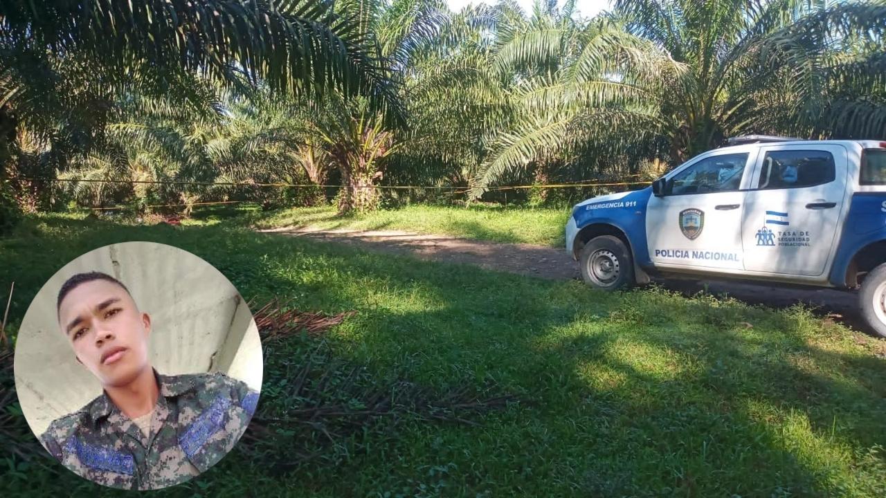 Un Policía Militar entre las víctimas de la masacre en Tocoa, Colón; deja un hijo de tres años