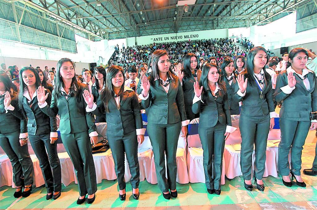 Graduaciones de centros educativos