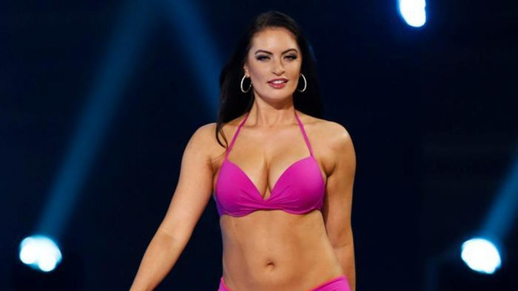 La candidata de Miss Canadá 2017 es una firme defensora del cuerpo con curvas. Instagram