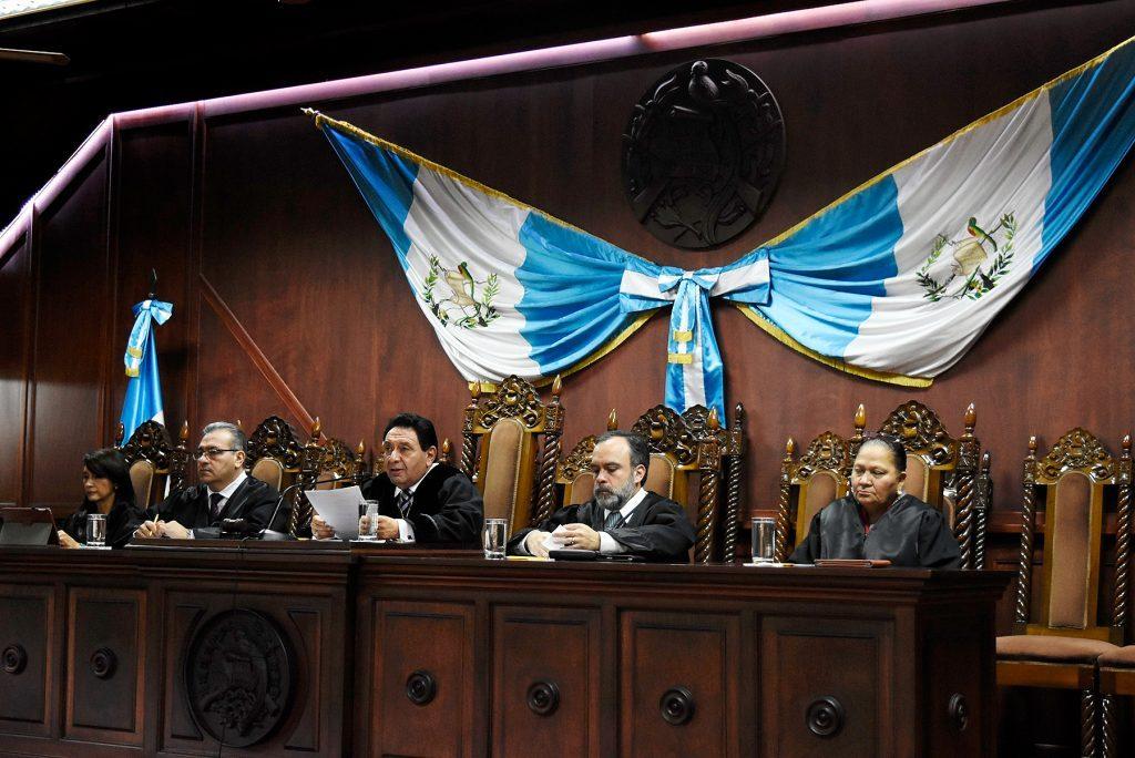 La Corte de Guatemala anuló la aplicación de la pena de muerte. (Foto tomada de El Periódico de Guatemala).