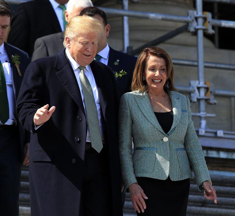 juicio políto Trump, Nancy pelosi