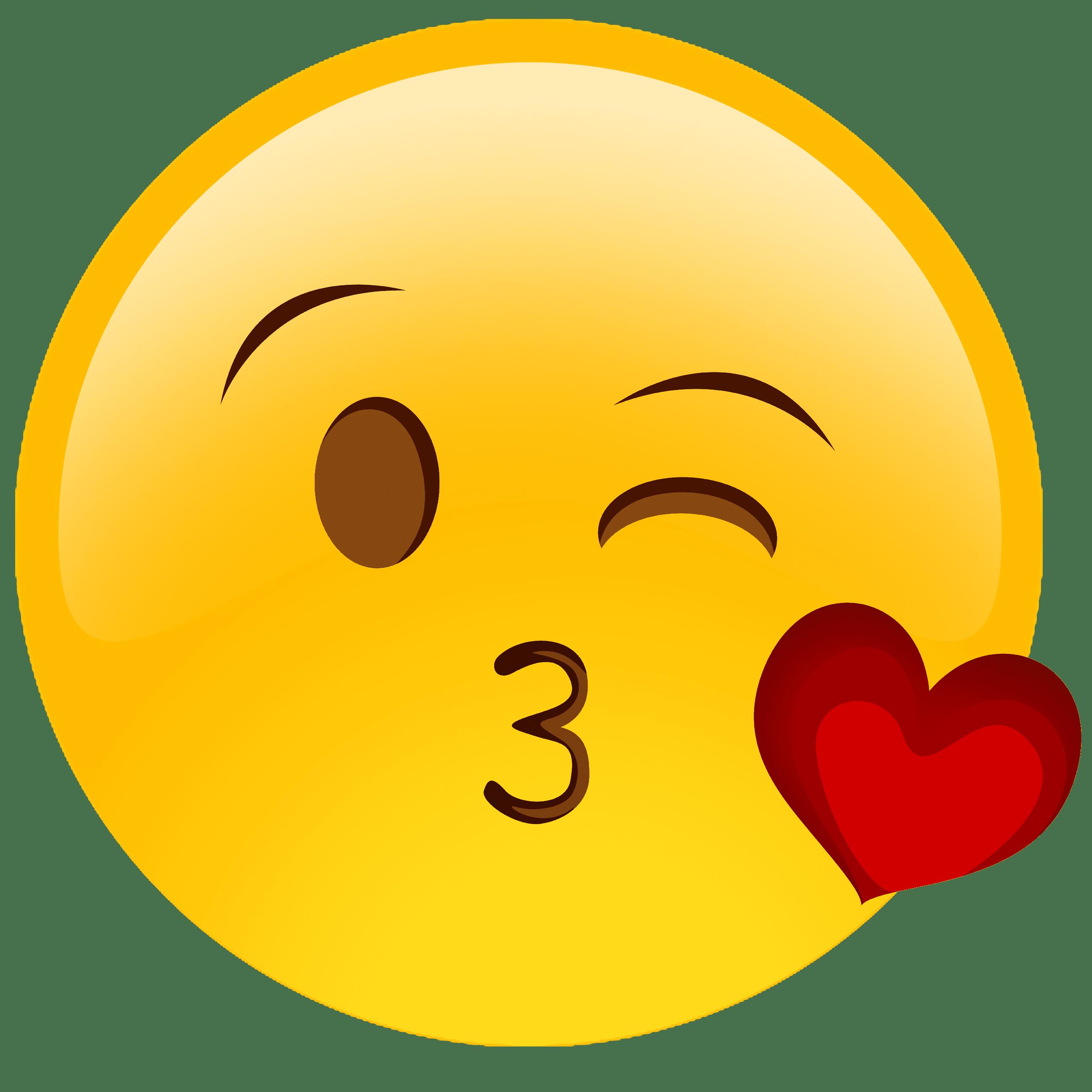 Cuál es el verdadero significado de la cara que envía un beso? | Tu Nota