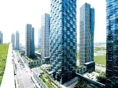 Corea del Sur invierte $ 35.000 millones en construir una ciudad en la que no se necesitarán carros