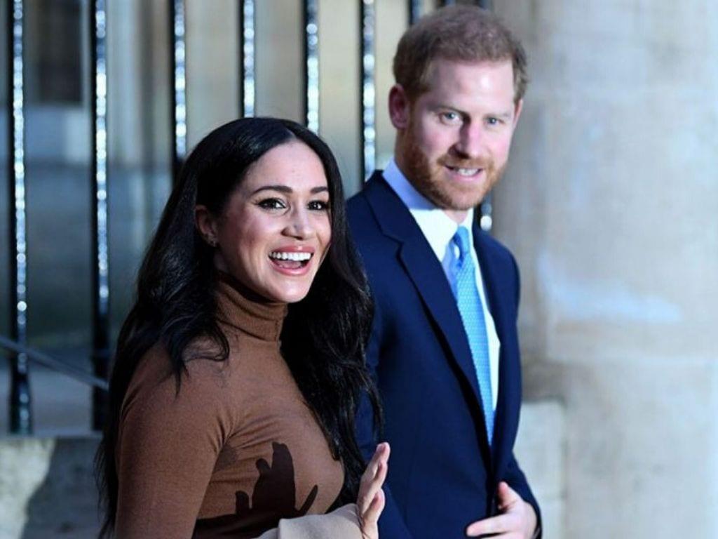 Harry y Meghan