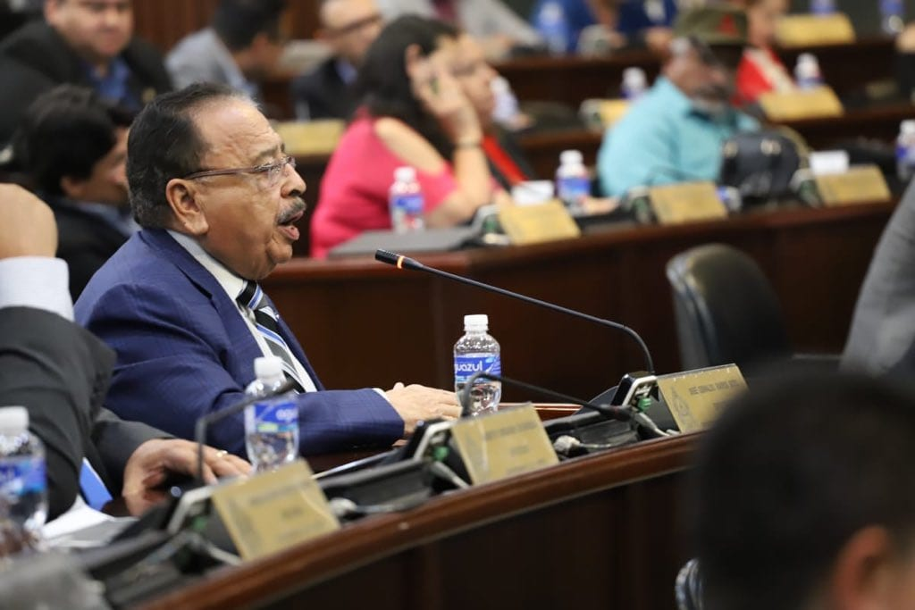 Se trata de la reforma al artículo 24 de la Ley Orgánica del Congreso Nacional de Honduras.